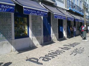 Pasteis-de-Belém