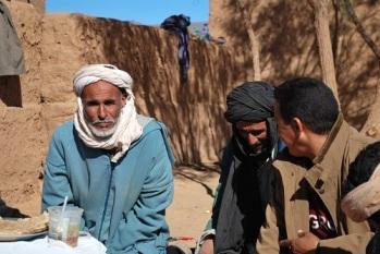 Amazighs du Sud marocain