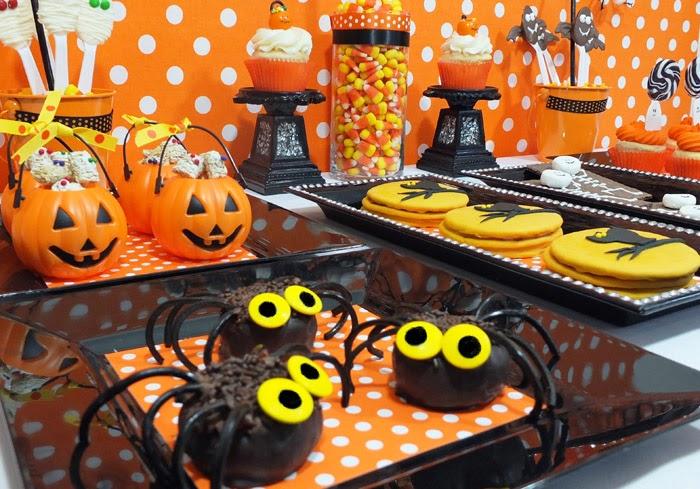 Suficiente decoracao-para-festa-de-halloween-dia-das-bruxas-25 | Style around  HE25