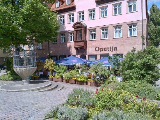 Opatija restaurant
