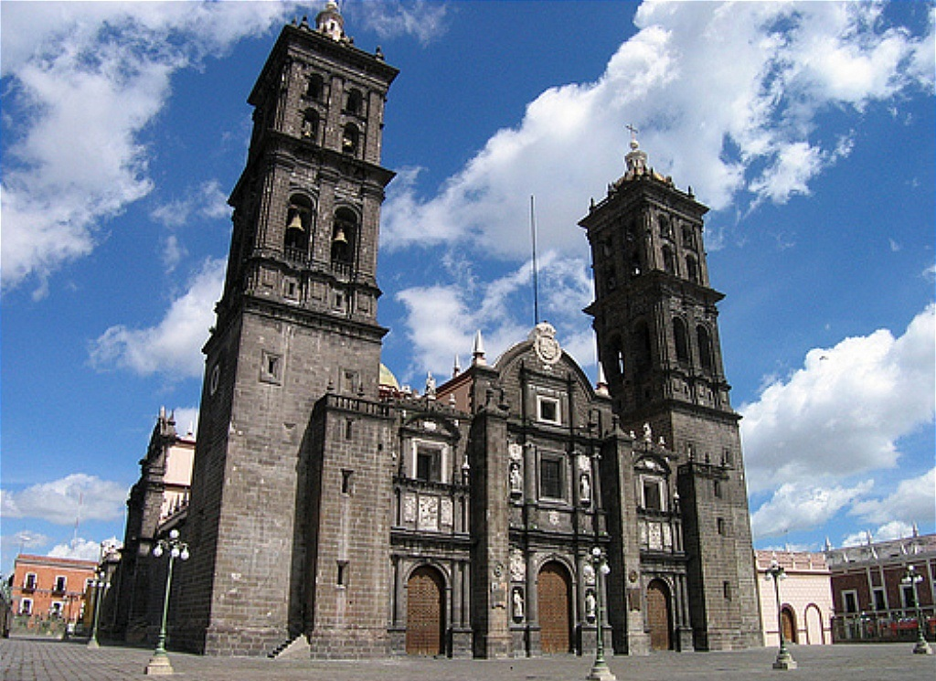 catedral basílica puebla1